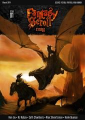 Fantasy Scroll Magazine Issue #1