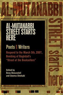 Al Mutanabbi Street Starts Here PDF