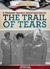 A Primary Source Investigation of the Trail of Tears