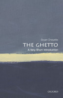 The Ghetto  A Very Short Introduction PDF