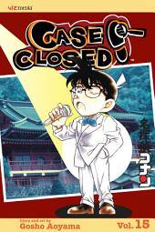 Case Closed, Vol. 15: The Frozen Teacher
