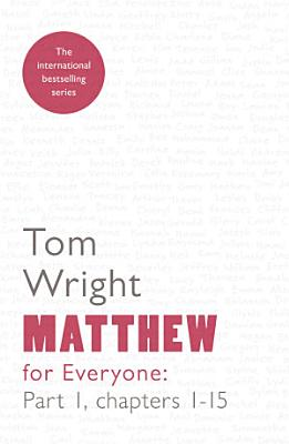 Matthew for Everyone Part 1 PDF