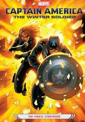 Captain America: The Winter Soldier - The Movie Storybook