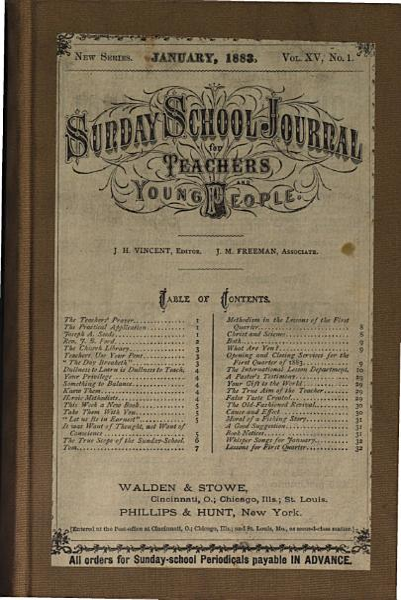 Download The Church School Journal Book