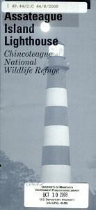Assateague Island Lighthouse PDF