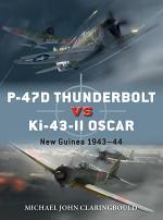 P-47D Thunderbolt vs Ki-43-II Oscar