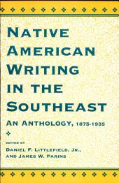 Native American writing in the Southeast
