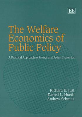 The Welfare Economics of Public Policy