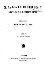 Scripta quae manscrunt omnia: Part 5