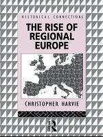The Rise of Regional Europe PDF