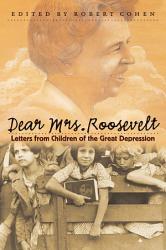 Dear Mrs Roosevelt Book PDF