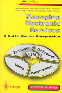 Managing Electronic Services