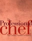 The Professional Chef Book PDF