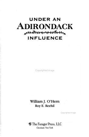 Under an Adirondack Influence PDF