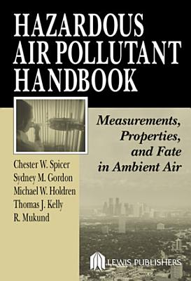 Hazardous Air Pollutant Handbook