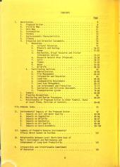 Ozark National Forest (N.F.)/St.Francis National Forest (N.F.), St.Francis Unit Plan: Environmental Impact Statement