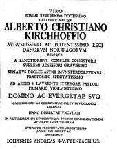 Chrestomathia cebetina eaque sacra: diss. philol. hermeneut