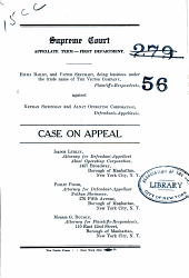 Supreme Court Appellate Term-First Department