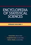 Encyclopedia of Statistical Sciences , Update
