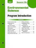 Holt Environmental Science PDF