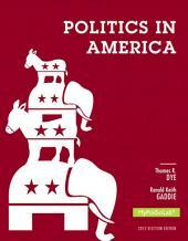 Politics in America, 2012 Election Edition: Edition 10
