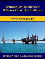 Training for job interview Offshore Oil   Gas Platforms PDF
