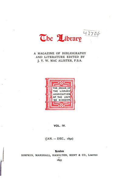 Download The Library Book
