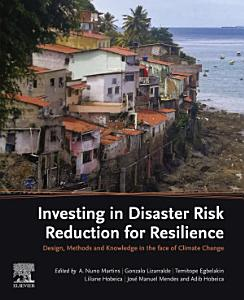 Investing in Disaster Risk Reduction for Resilience