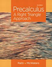 Precalculus: A Right Triangle Approach (2- Download), Edition 3