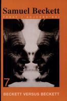 Beckett Versus Beckett PDF