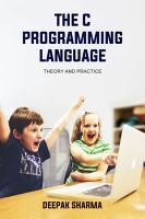 The C Programming Language PDF