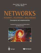 Networks: Internet · Telephony · Multimedia