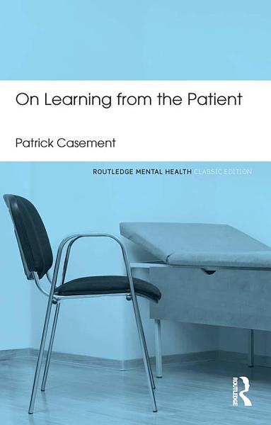 Download On Learning From the Patient Book