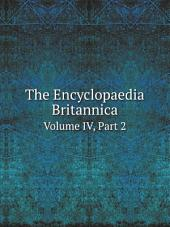 The Encyclopaedia Britannica: Volume 8