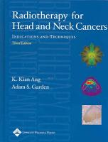Radiotherapy for Head and Neck Cancers PDF