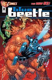 Blue Beetle (2011-) #3