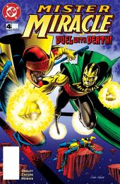 Mister Miracle (1996-) #4