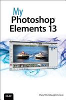 My Photoshop Elements 13 PDF