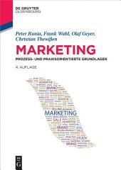Marketing: Prozess- und praxisorientierte Grundlagen, Ausgabe 4