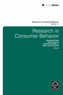 Research in Consumer Behavior PDF