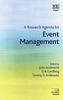A Research Agenda for Event Management PDF