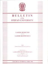 Laser Medicine and Laser Biophysics-1999. FSRC Book of Abstracts: Frontier Science Research Conference-fsrc--1999