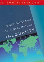 The New Geography of Global Income Inequality PDF