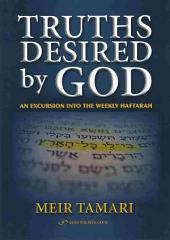 Truths Desired by God: An Excursion Into the Weekly Haftarah