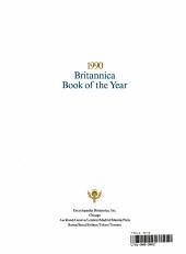 Britannica Book of the Year PDF
