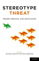 Stereotype Threat PDF