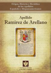 Apellido Ramírez de Arellano: Origen, Historia y heráldica de los Apellidos Españoles e Hispanoamericanos