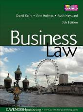 Business Law: Edition 5