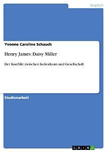 Henry James  Daisy Miller PDF