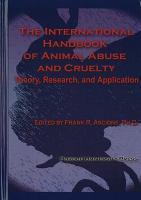 The International Handbook of Animal Abuse and Cruelty PDF